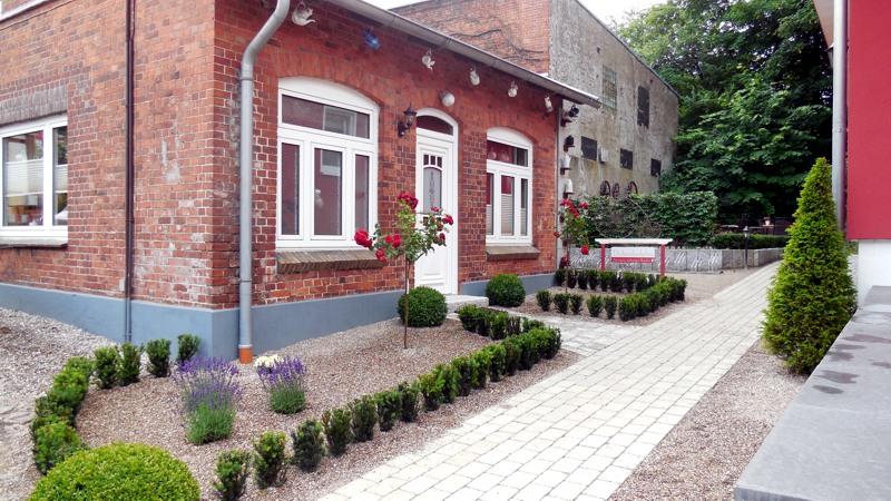flensburg bahnhof parken